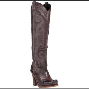 Rare Chic Cowboy Boots from Donald J. Pliner